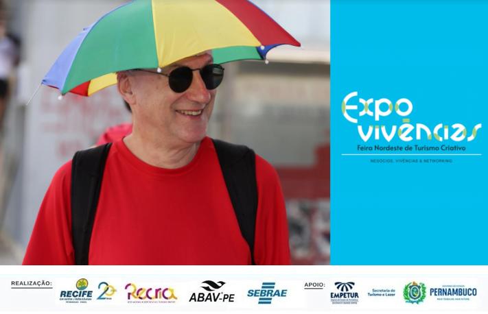 Turismo e criatividade se unem na primeira edição da Expovivências